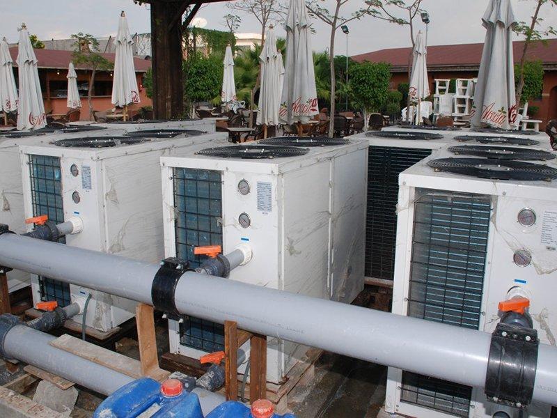 Hotel project——OSB swimming pool heat pump BS35-115T
