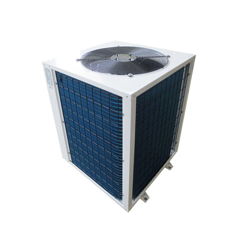 Industrial heater with 85℃ hot water, heat pump for house heating BH35-028T