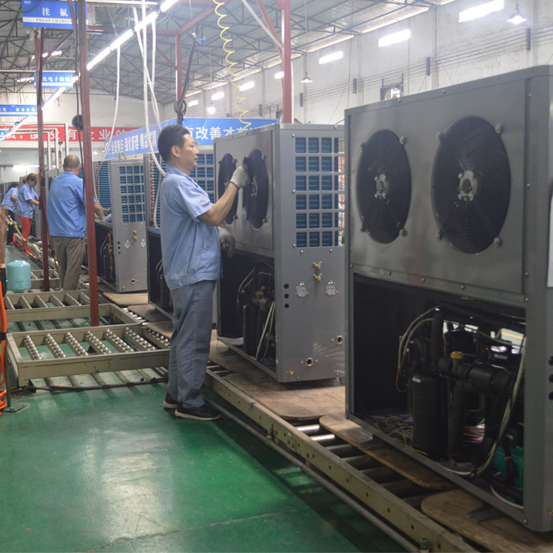 product-Low noise high cop heat pump water heater factory BLH15-035S-OSB Heat Pump-img