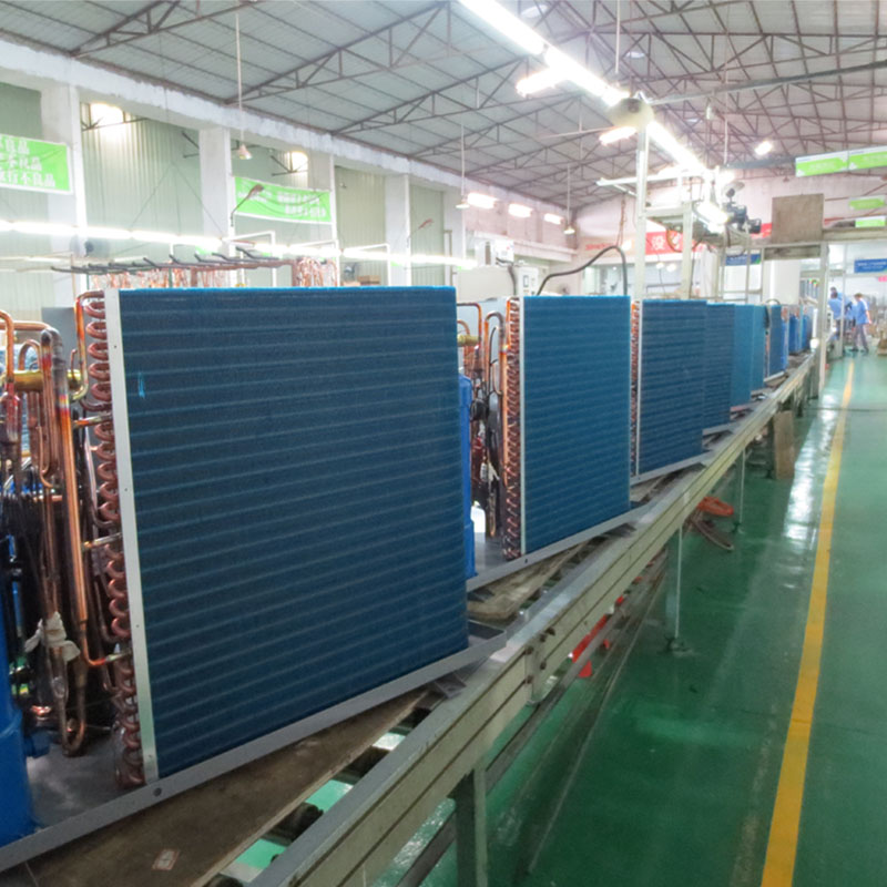 product-EVI Heat Pump Keep Working At -25 Degree With EVI Compressor, Suitable For Chilly Area BL15--1
