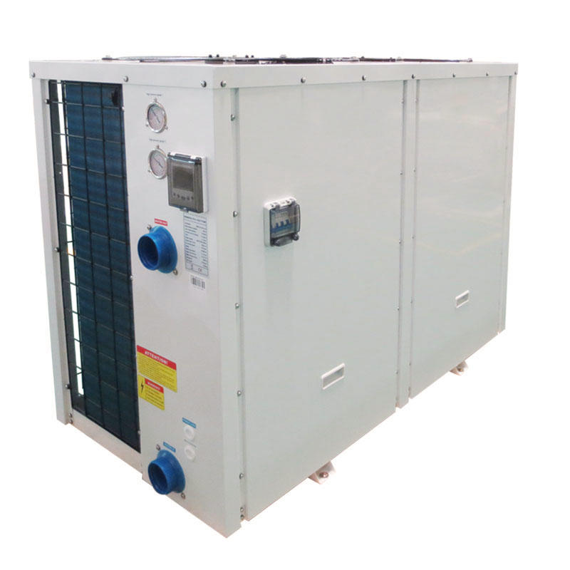 60Hz Swimming Pool Air Source Heat Pump Heater Chiller BS16-080T