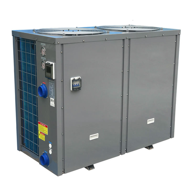 Grey shell air source heat pump heater and chiller for spa/pool BS36-115T