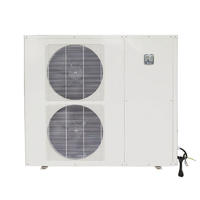 DC inverter heat pump for fan coil cooling and floor heating BB1I-160S