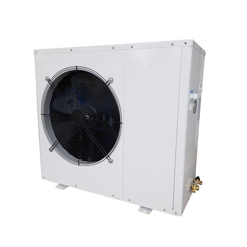 R32 Monobloc Inverter Heat Pump For Under Floor Heating BB1I-075S