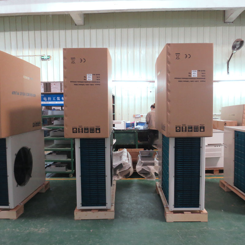 product-OSB Heat Pump-Side fan design air to water heat pump good quality chiller BF15-006S-P-img-1