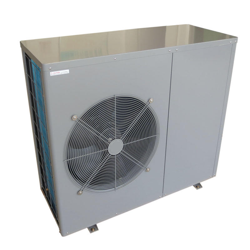 Environmental friendly air to water heat pump heater for spa/fish farm BS16-030S