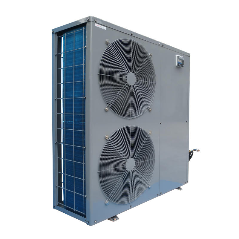 Air source heat pump heater and chiller for swimming pool / fish farm BS16-065S