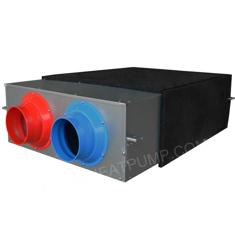 Fresh Air Ventilator/Heat Recovery Ventilation Fan / HVAC Heat Exchanger Central Ventilation System SS15-300QR-DZ