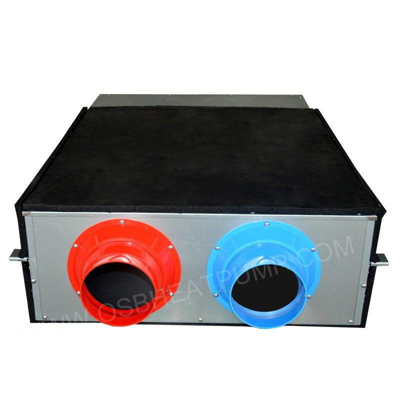 Fresh Air Ventilator/Heat Recovery Ventilation Fan / HVAC Heat Exchanger Central Ventilation System SS15-300QR-DZ