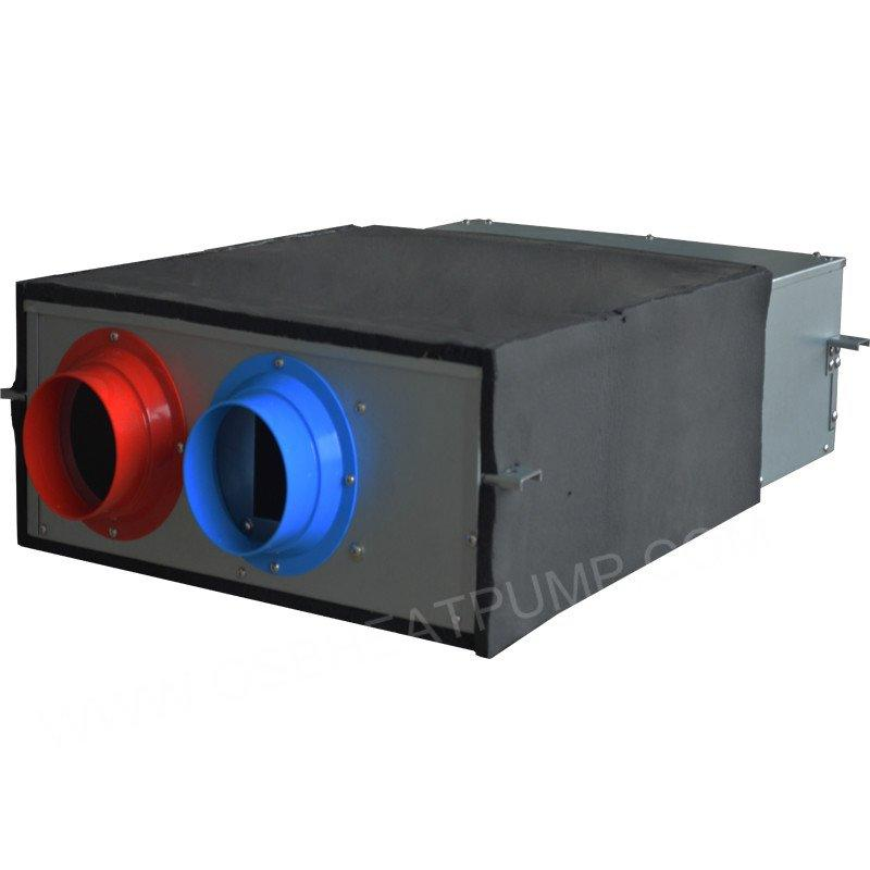 Fresh Air Ventilator/Heat Recovery Ventilation Fan / HVAC Heat Exchanger Central Ventilation System SS15-200QR-DZ