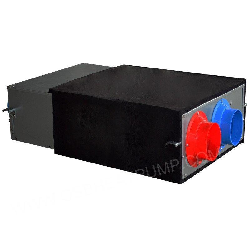 Fresh Air Ventilator/Heat Recovery Ventilation Fan / HVAC Heat Exchanger Central Ventilation System SS15-200QR-DZ