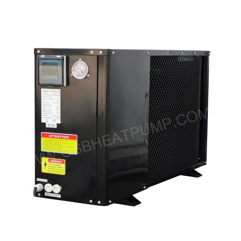 Air Source Water Chiller With Heat Recovery Water Heaters BM15-70S