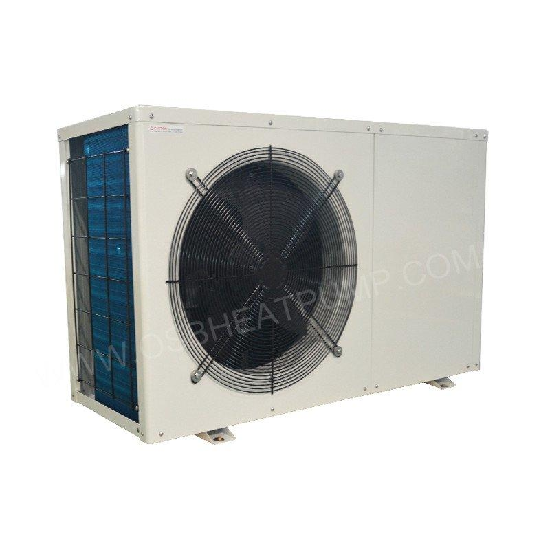 Air To Water Chiller Heat Pump Suitable For Floor Heating And Fan Coil Cooling BB15-070S/P~BB15-095S/P