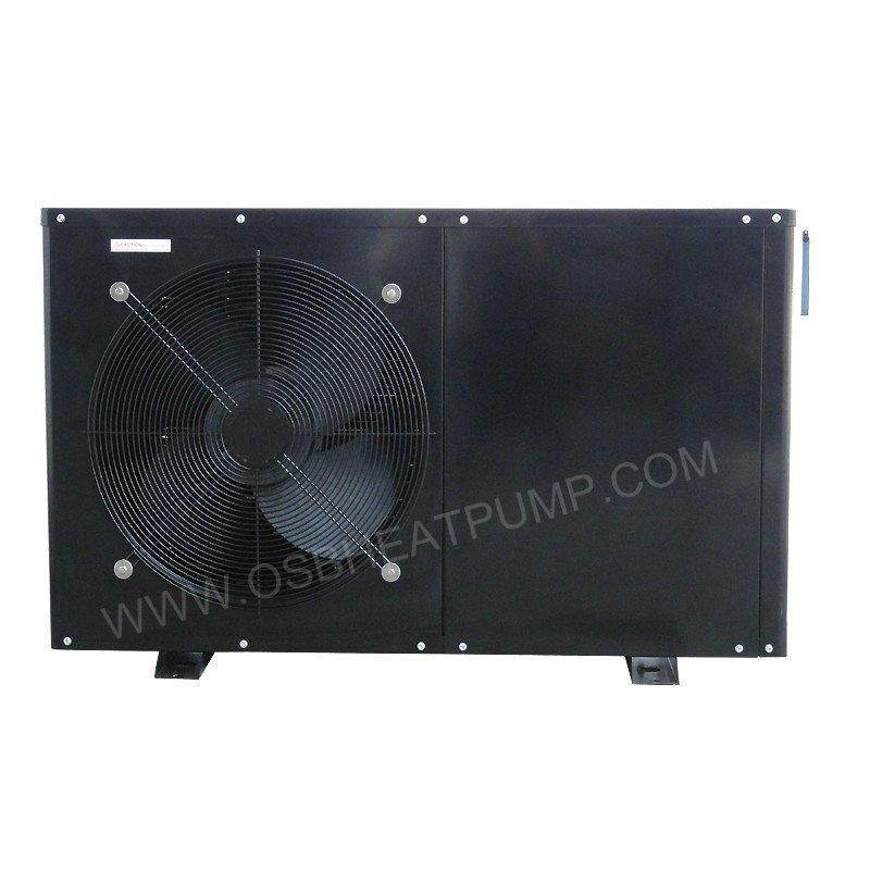 EVI Heat Pump Keep Working At -25 Degree With EVI Compressor, Suitable For Chilly Area BL15-022S