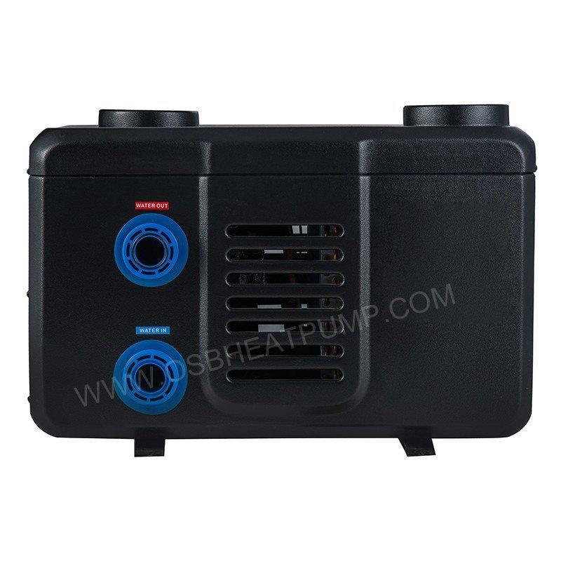 Plastic Heat Recovery mini swimming pool air source heat pump Bathtub/Jacuzzi/Spa heaters 50hz BS15-013T-d