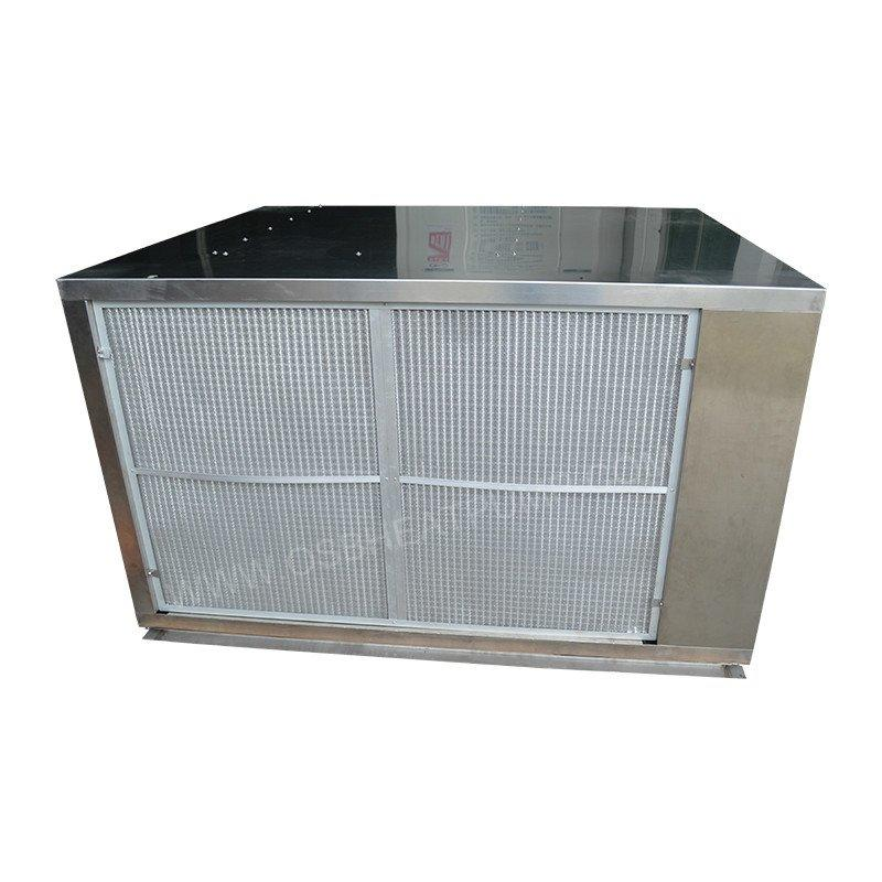 Titanium high performance rust-free stainless steel Heat Recovery swimming pool heat pump BS15-025S-B~BS35-070S-B