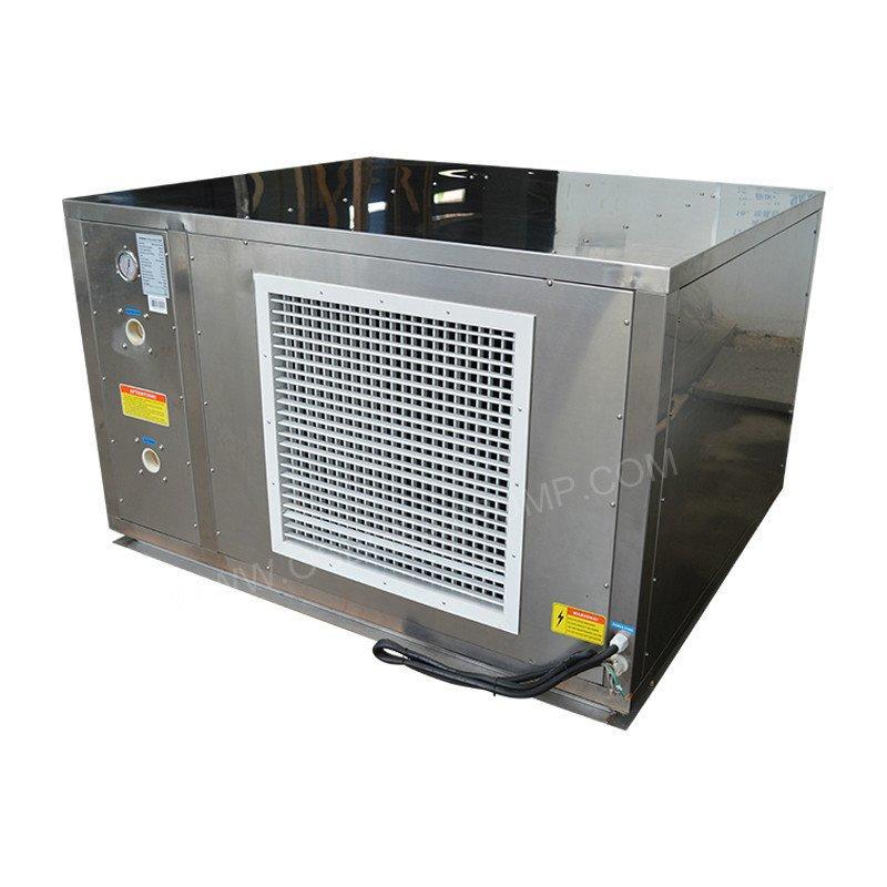 Titanium high performance rust-free stainless steel Heat Recovery swimming pool heat pump BS15-025S-B~BS35-070S-B
