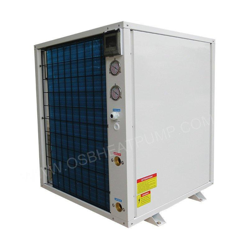 13KW Hospital heater with 85℃ hot water, heat pump for house heating BH15-028T~BH35-028T
