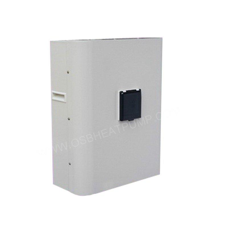 Stainless Steel Cabinet Heat Pump, DC Inverter Air To Water Heat Pump Chiller Water Heaters BB1IS-090S/P~BB1IS-100S/P