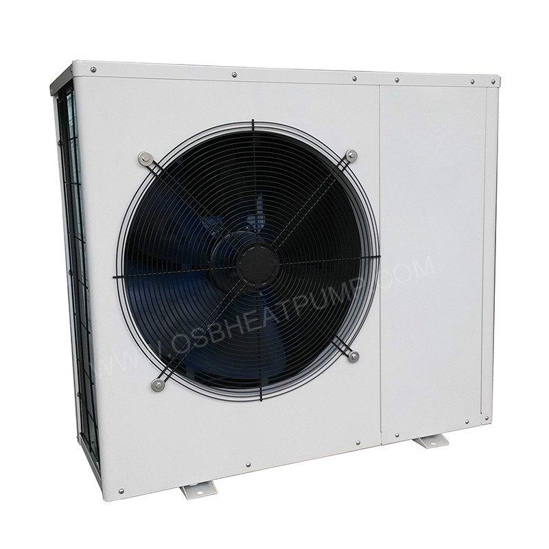 Air to water monobloc dc inverter heat pump, evi dc inverter heat pump for floor heating BB1I-083S/P
