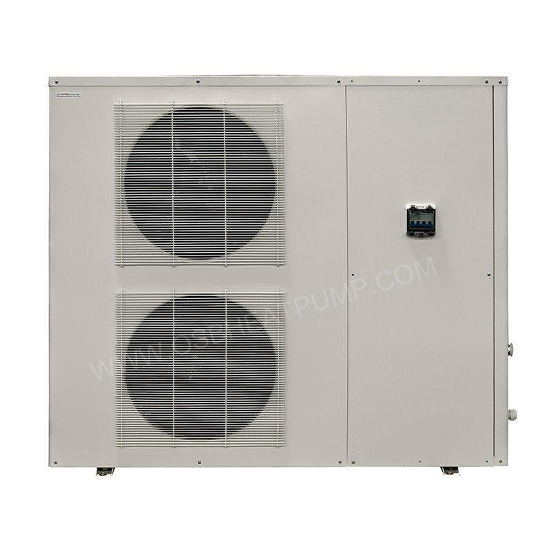Monobloc DC inverter heat pump