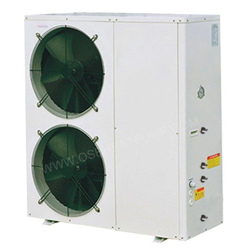 Air Source Multi Function Heat Pump For Hot Water, Heating, Cooling BY35-120S