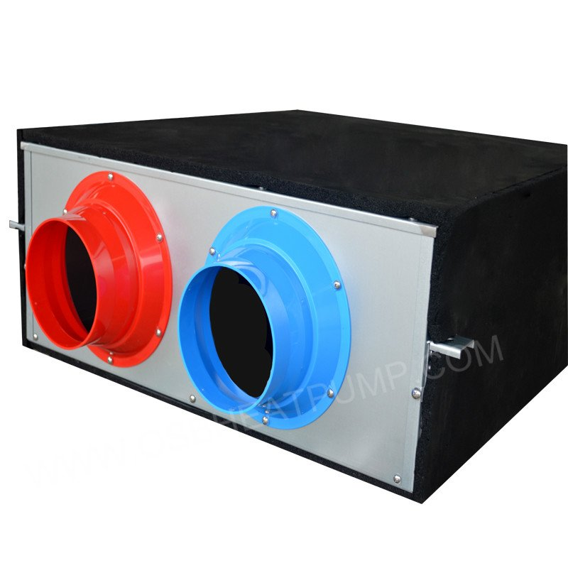 Central Type Heat Recovery Ventilation System Energy Recovery Ventilator Fresh Air Ventilator