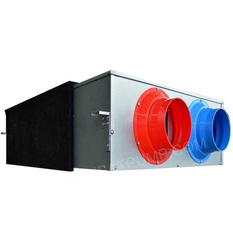 HVAC Heat Exchanger Central Ventilation System
