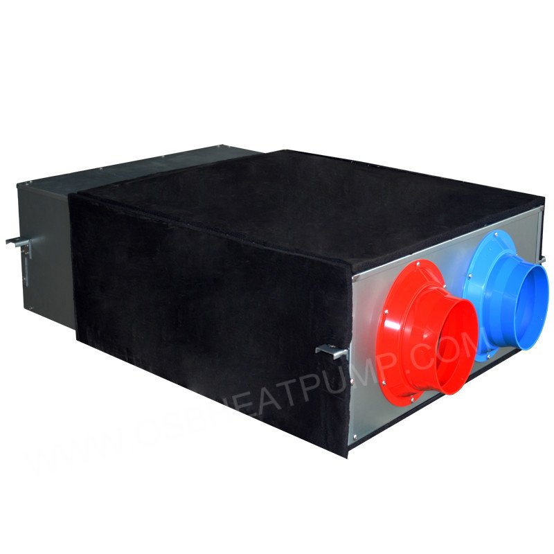 New style heat recovery fresh air ventilator