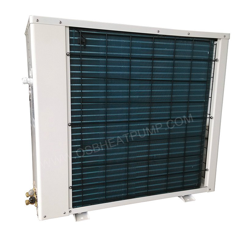 horizontal heat pump wifi remote control water heater