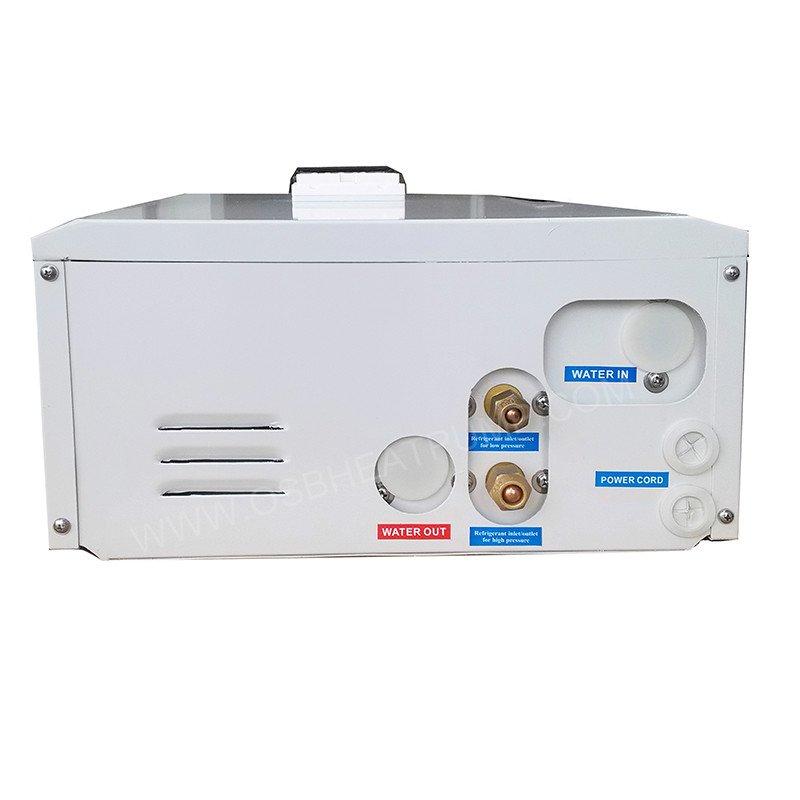 high cop split air heat pumps