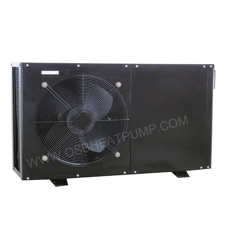 low temperature split evi heater