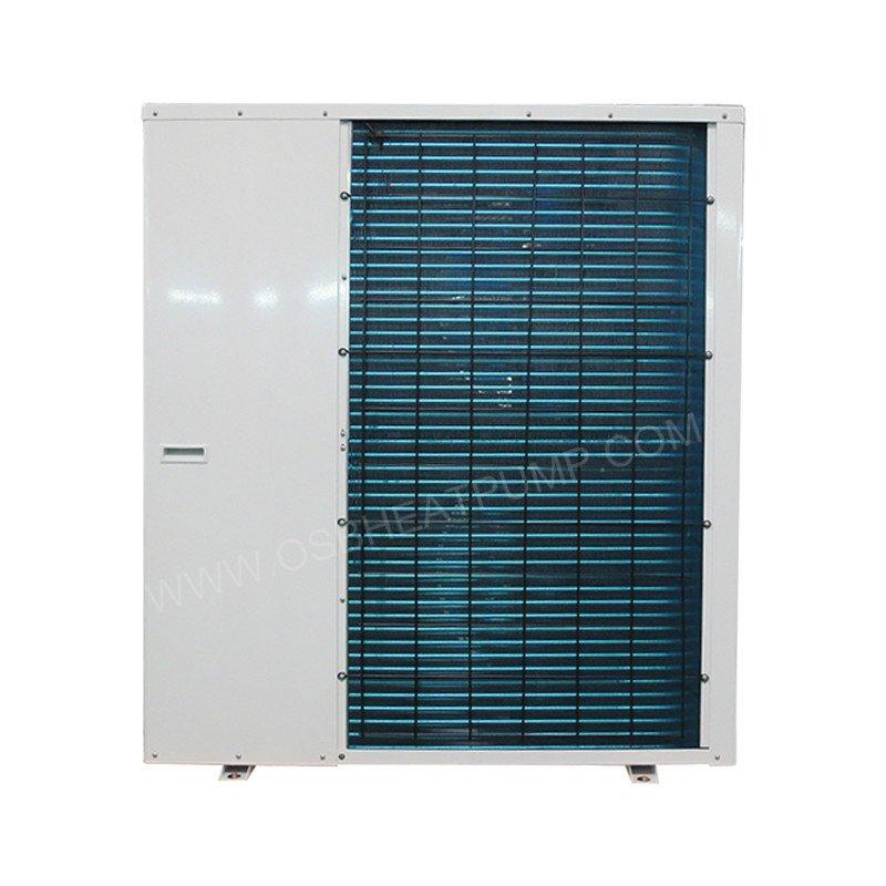 underfloor heating heat pump