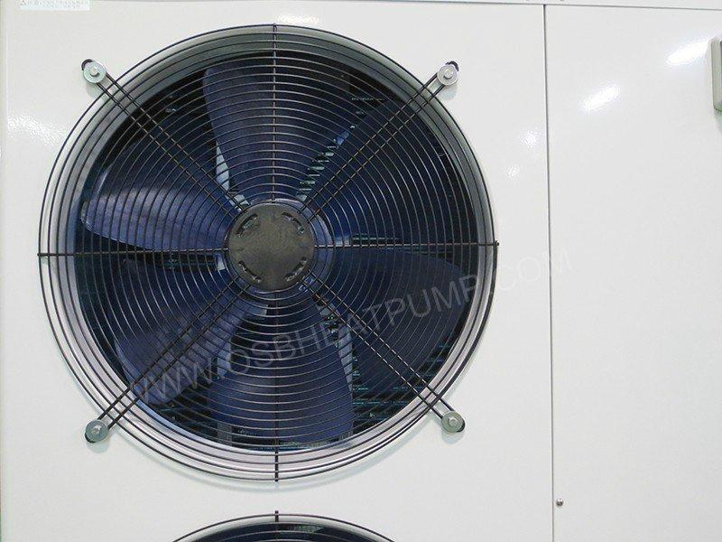 heat/cool heat pump