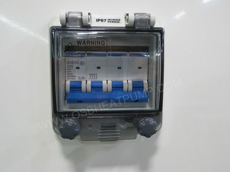 heating cooling heat pump