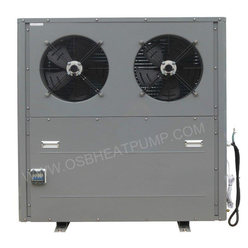 EVI Low Temperature Heat Pump