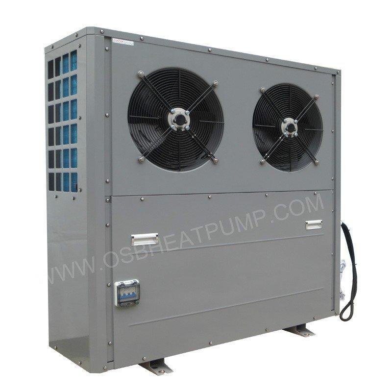EVI Low Temperature Heat Pump