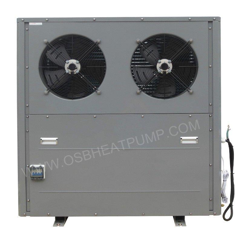 low temperature air source heat pumps