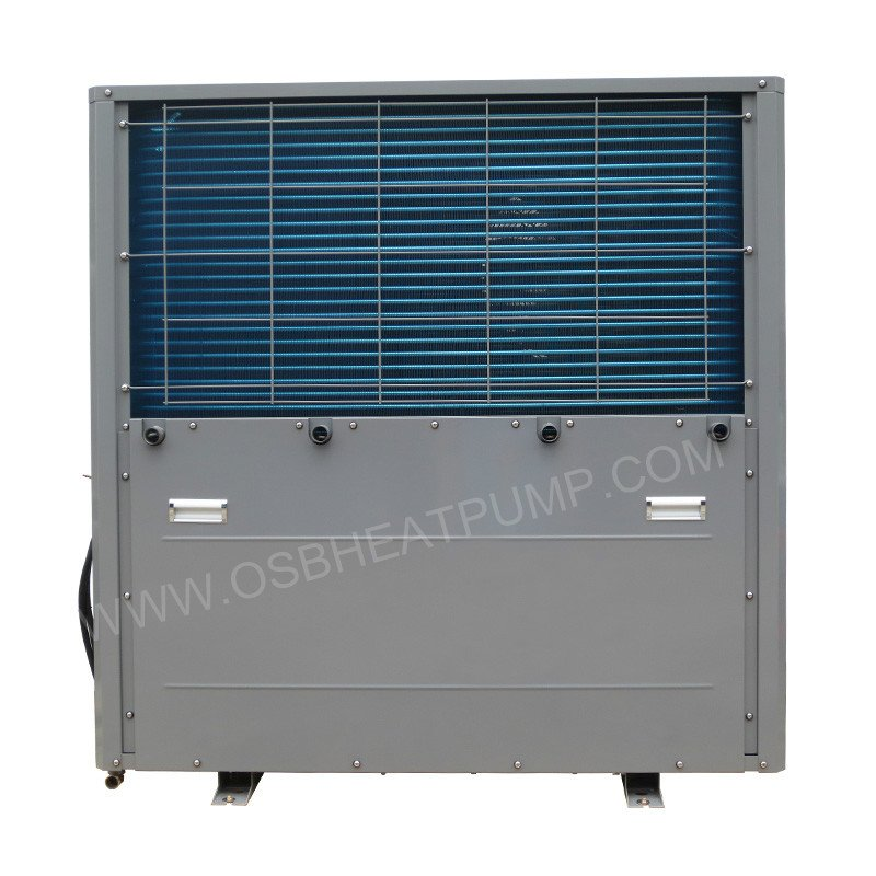 evi heat pump air to water