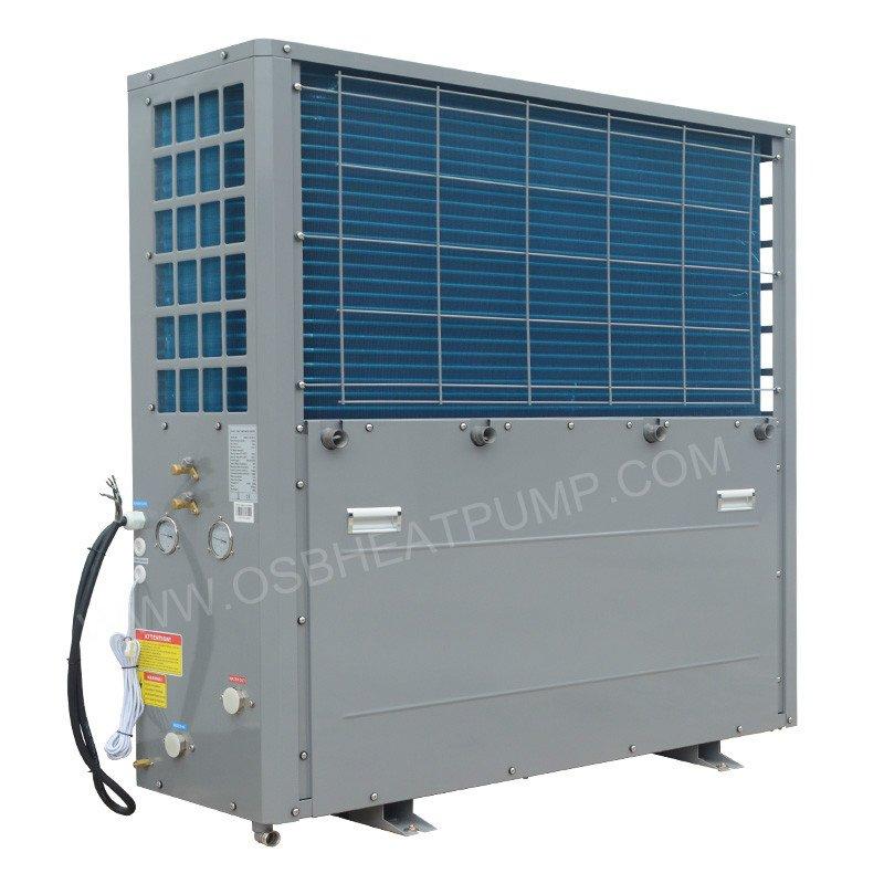 solar system heat pump evi air