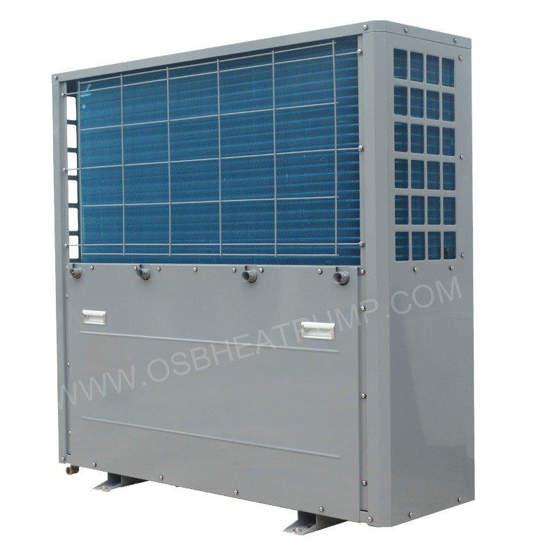 evi air source heating pump
