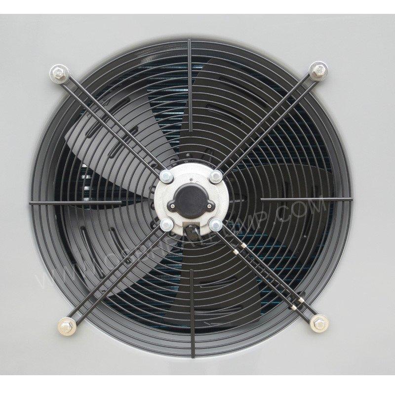 low temperature split evi heat