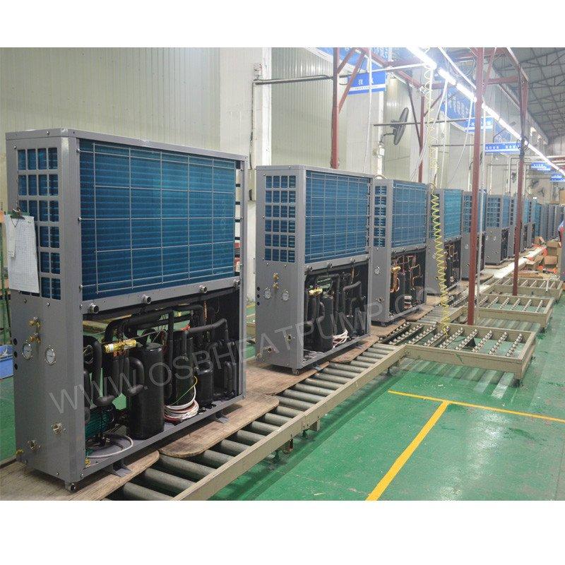 industry heat pump water heater