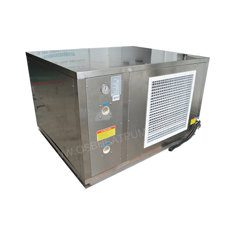 Heat Recovery swimming pool heat pump