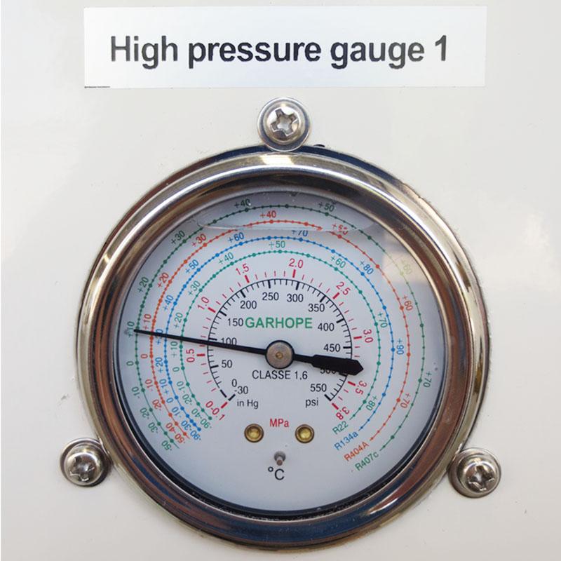 high temp air source heat pumps