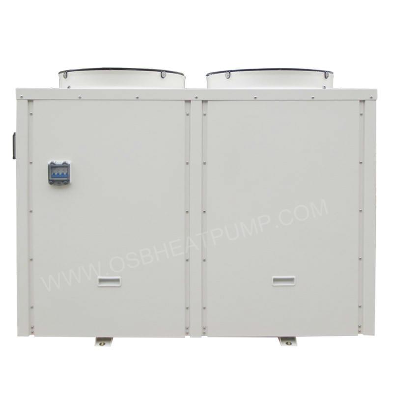 55kw Vertifical Single Phase Pool Heat Pump