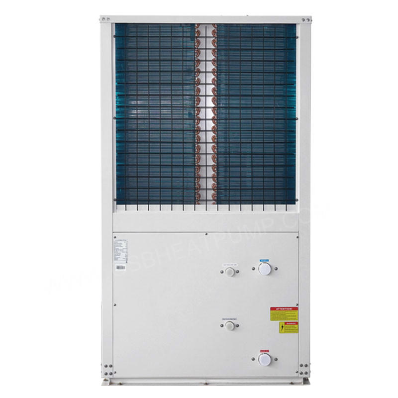 High Cop Inverter Chiller Heat Pump With Heat Recovery