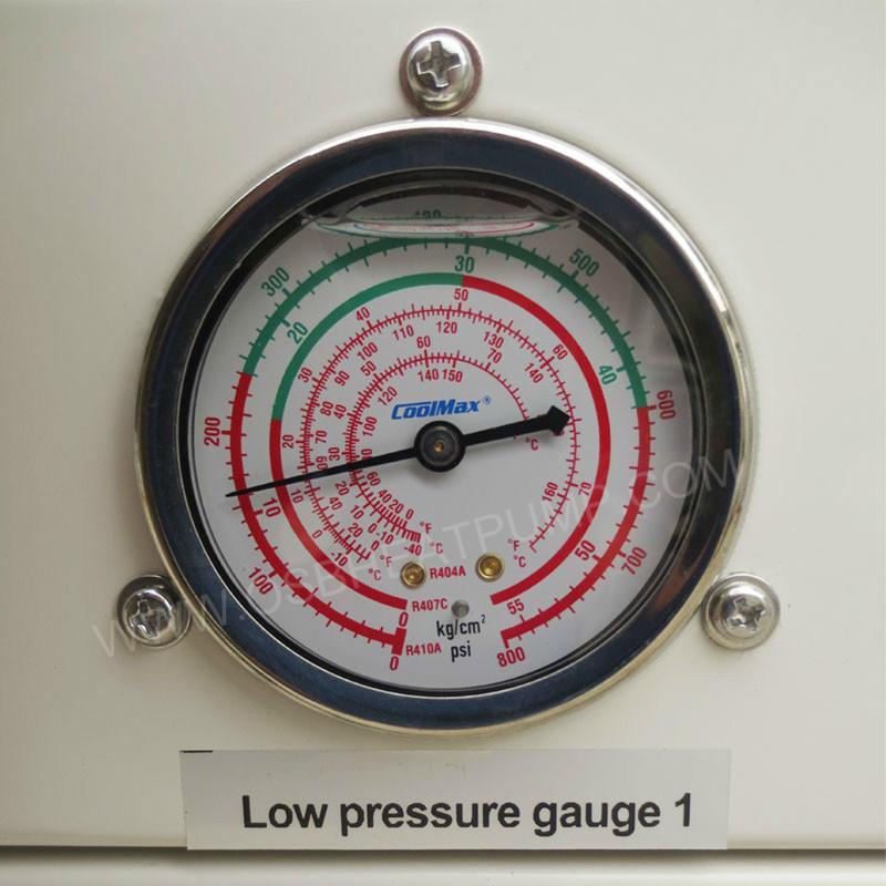 80kw DC Inverter Heat Recovery Chiller Heat Pump