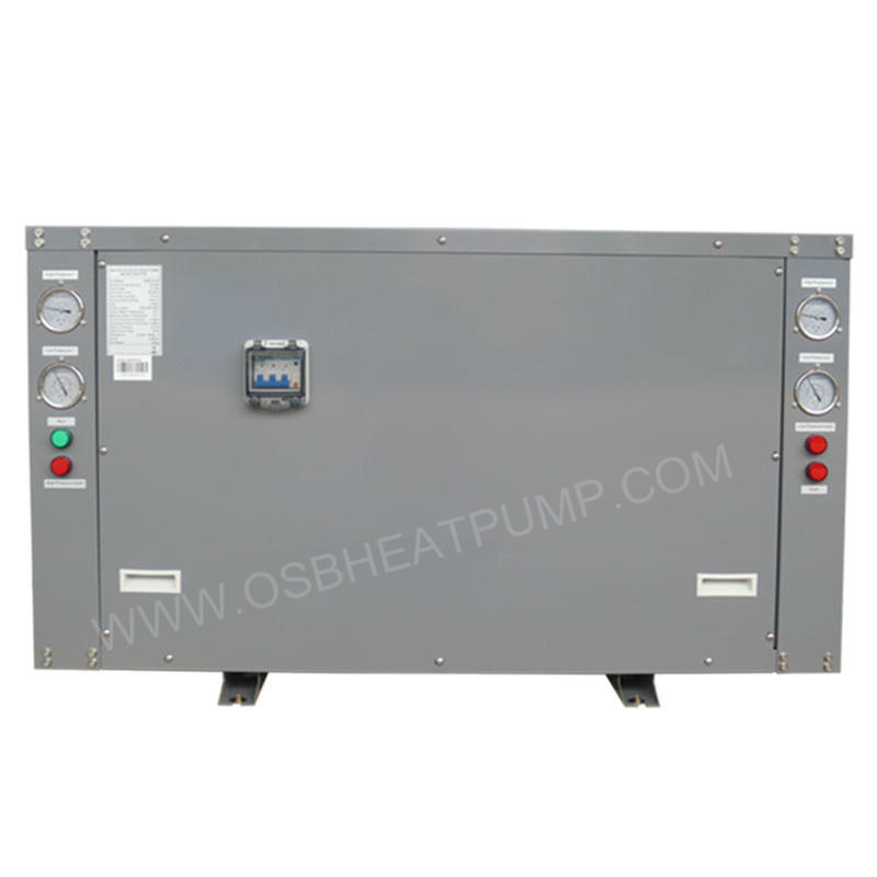 Water Source and Ground Source Heat Pump