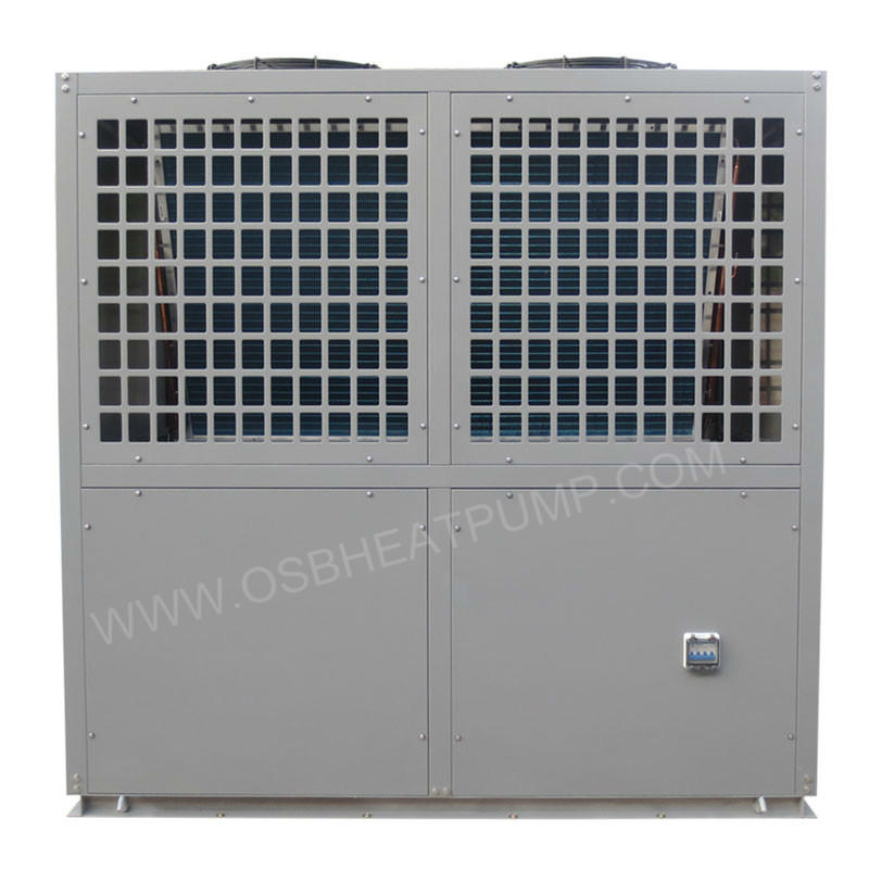 Commercial Air Source Water Cooled Chiller Heat Pump
